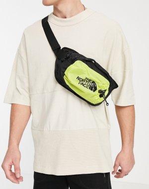 Желтая сумка-кошелек на пояс Bozer III-Желтый The North Face