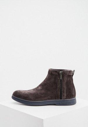 Ботинки Baldinini. Цвет: серый
