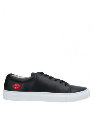 Низкие кеды и кроссовки P.A.R.O.S.H.. Цвет: черный