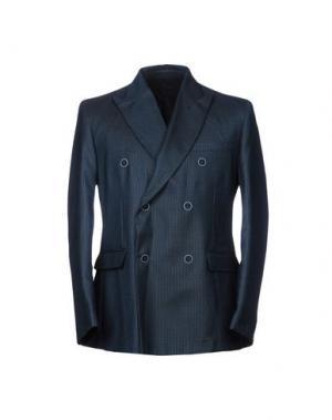 Пиджак MNML COUTURE. Цвет: грифельно-синий