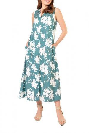 Платье Forus. Цвет: мятный