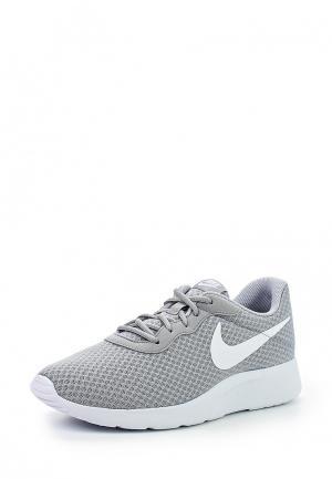 Кроссовки Nike Tanjun Mens Shoe. Цвет: серый