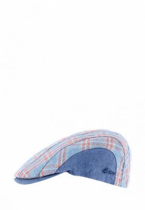 Кепка Herman. Цвет: синий