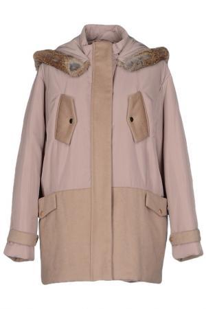 Куртка Hoss Intropia. Цвет: бежевый