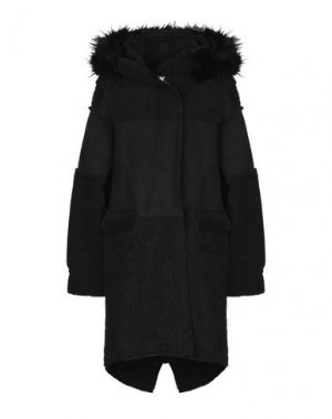 Пальто KENGSTAR. Цвет: черный