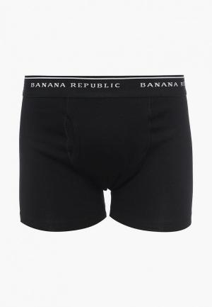 Трусы Banana Republic. Цвет: черный