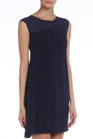 Платье Elisa Landri. Цвет: синий