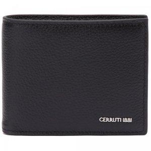 Бумажник Cerruti 1881. Цвет: чёрный