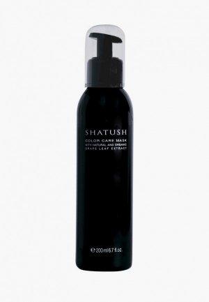 Маска для волос Aldo Coppola SHATUSH окрашенных с экстрактом винограда 200 мл. Цвет: белый
