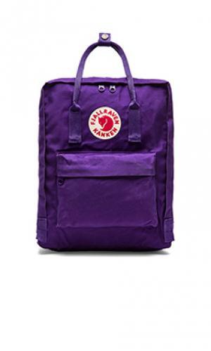 Рюкзак kanken Fjallraven. Цвет: фиолетовый