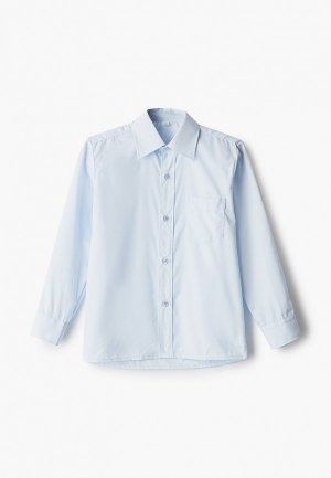 Рубашка Stillini. Цвет: голубой