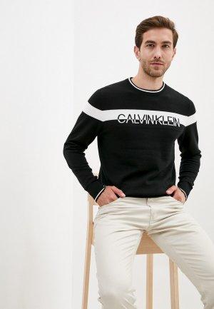 Джемпер Calvin Klein. Цвет: черный
