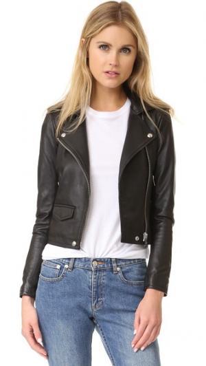 Ashville Leather Jacket IRO