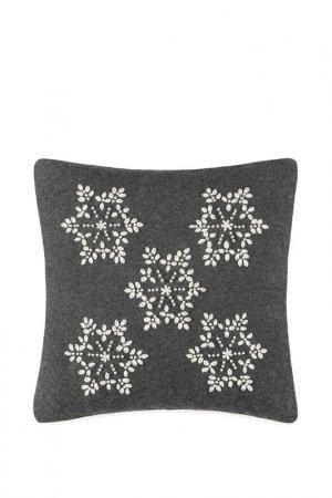Декоративная подушка 45x45 Togas. Цвет: серый