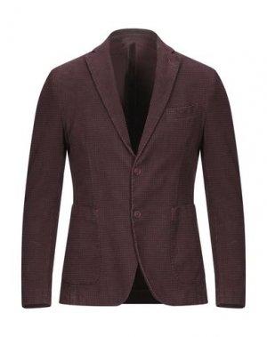 Пиджак FAG. Цвет: баклажанный