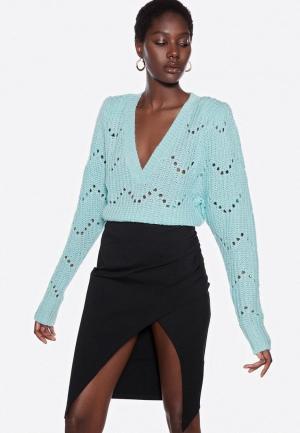 Пуловер Ivyrevel. Цвет: бирюзовый