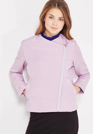Куртка утепленная C.H.I.C.. Цвет: фиолетовый