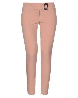 Повседневные брюки EUREKA by BABYLON. Цвет: верблюжий