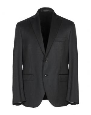 Пиджак ANGELO NARDELLI. Цвет: стальной серый