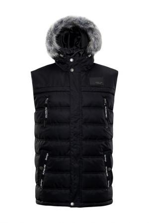 Vest Alpine Pro. Цвет: black