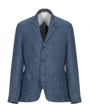 Пиджак ROŸ ROGER'S. Цвет: грифельно-синий