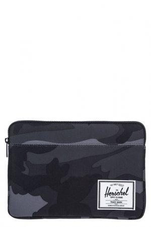 Чехол для планшета herschel. Цвет: камуфляж, серый, хаки