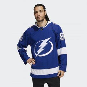 Оригинальный хоккейный свитер Lightning Кучеров Performance adidas. Цвет: none