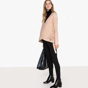 Платье La Redoute. Цвет: розовый