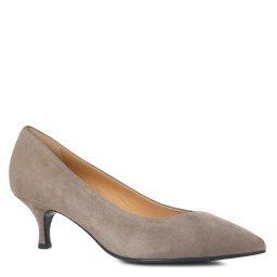 Туфли W495 бежево-серый GIOVANNI FABIANI