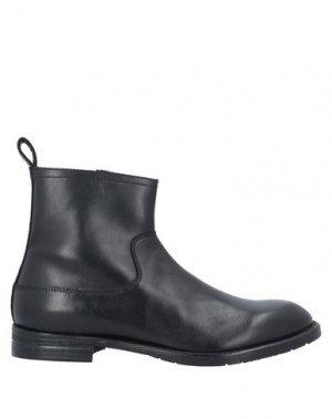 Полусапоги и высокие ботинки JP/DAVID. Цвет: черный