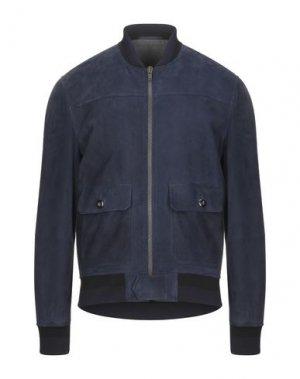 Куртка BOGLIOLI. Цвет: темно-синий