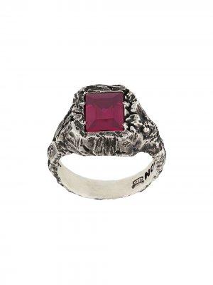 Декорированный перстень Nove25. Цвет: золотистый