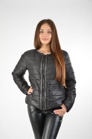Куртка утепленная By Swan. Цвет: черный