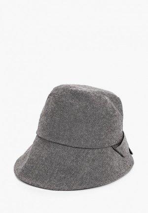 Шляпа Dispacci. Цвет: серый