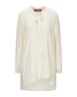 Блузка GUARDAROBA by ANIYE. Цвет: песочный