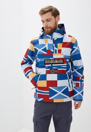 Куртка Napapijri RAINFOREST. Цвет: разноцветный