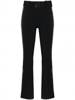 Расклешенные лыжные брюки Pam Goldbergh. Цвет: черный