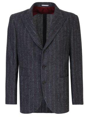 Пиджак шерстяной BRUNELLO CUCINELLI