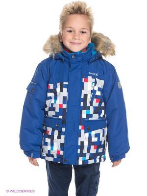 Куртка Kamik. Цвет: синий