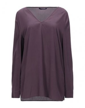 Блузка LAURÈL. Цвет: темно-фиолетовый