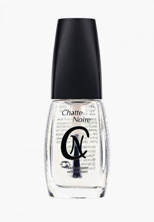 Лак для ногтей Chatte Noire (эмали) №090 LUMEN светится в уф. прозрачный с синим свечением 15 мл. Цвет: прозрачный