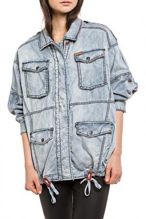 Jacket KHUJO. Цвет: blue