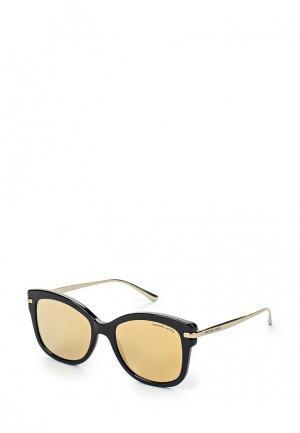 Очки солнцезащитные Michael Kors MK2047 31607P. Цвет: черный