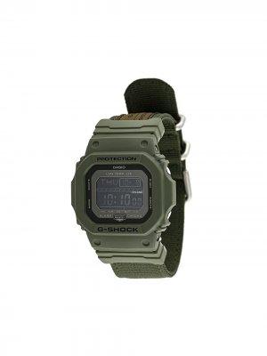 Наручные часы GL-S600CL3-ER 49 мм G-Shock. Цвет: зеленый