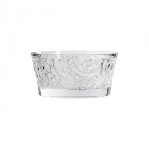 Ваза Merles & Raisins Lalique. Цвет: прозрачный