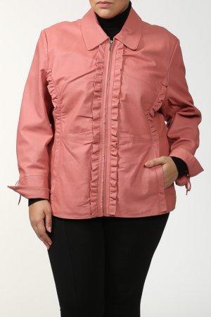 Куртка Dennis Basso. Цвет: розовый
