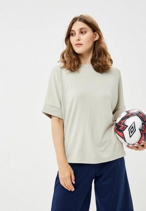 Футболка Betty & Co. Цвет: серый