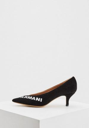 Туфли Emporio Armani. Цвет: разноцветный