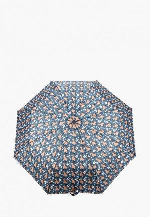 Зонт складной Goroshek. Цвет: разноцветный