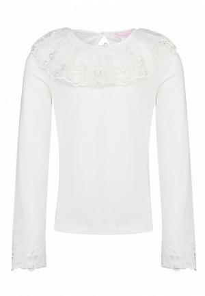 Блуза Красавушка. Цвет: бежевый